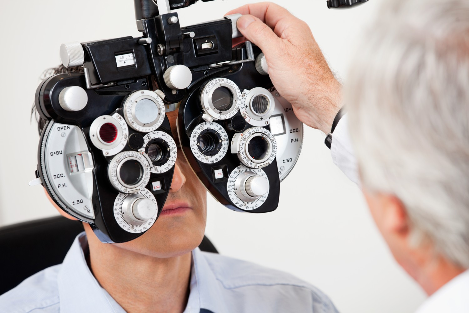 Harman Eye Center Comprehensive Eye Care